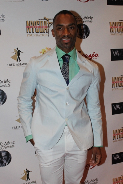 Photo Coverage: On the Red Carpet at the 2014 Astaire Awards!