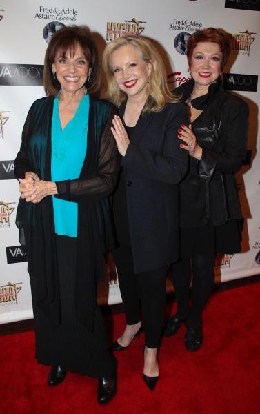 Valerie Harper, Susan Stroman and Donna McKechnie
