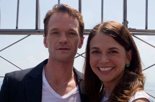 Neil Patrick Harris and Sutton Foster