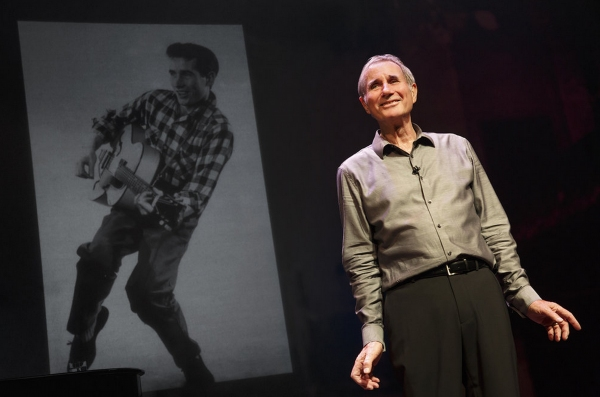 BWW Reviews:  JUST JIM DALE, A Lifetime of Laughter