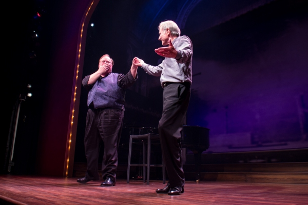 Photo Coverage: Inside Opening Night of Roundabout's JUST JIM DALE