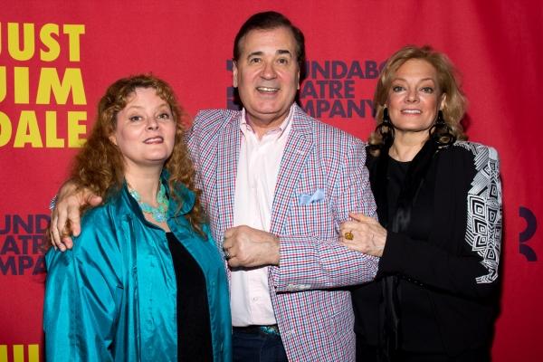 Sarah Rice, Lee Roy Reams, Jane Summerhays Photo