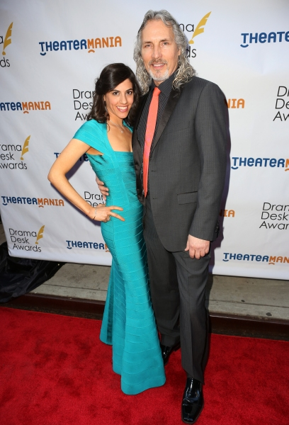 Jessica Rosenfeld & Corey Brunish  Photo