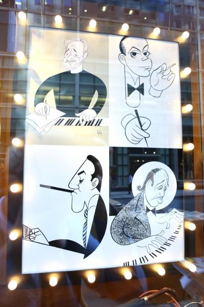 Photo Coverage: Paul Stuart Windows Celebrate Broadway: Ken Fallin-A Salute to the Tonys