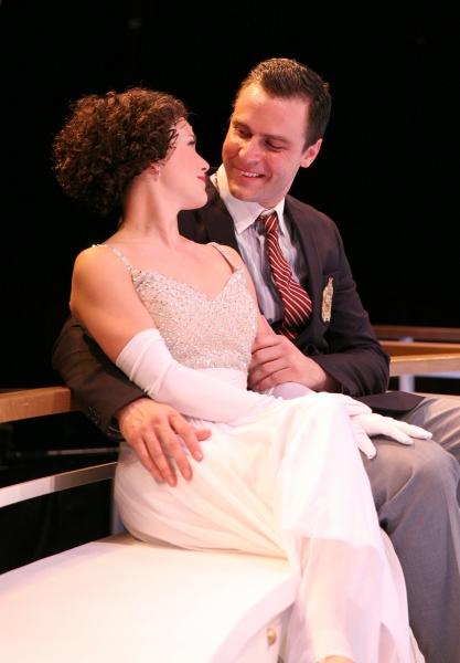 Alessa Neeck and Eric Ulloa  Photo
