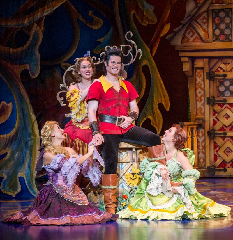 BWW Interviews: Tim Rogan, a DC Area Native, as Gaston, in DISNEY'S BEAUTY AND THE BEAST at Wolf Trap