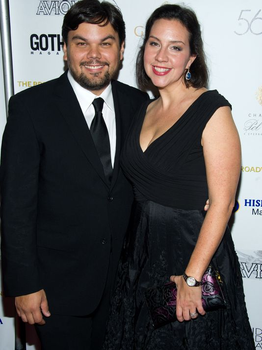 New Details On Robert Lopez & Kristen Anderson-Lopez's New Musical UP HERE