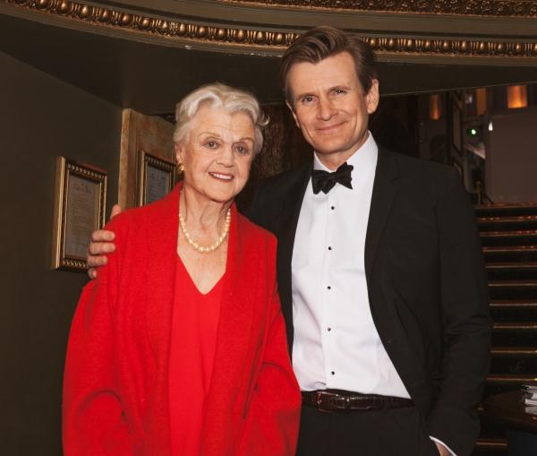 Dame Angela Lansbury & Charles Edwards