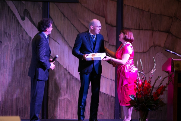 Photo Flash: Opera in the Heights Hosts BRAVISSIMO! 2014: 'THE GRAND GALA'