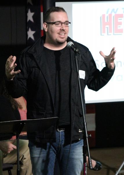 Sound Designer Ryan Brodkin Photo