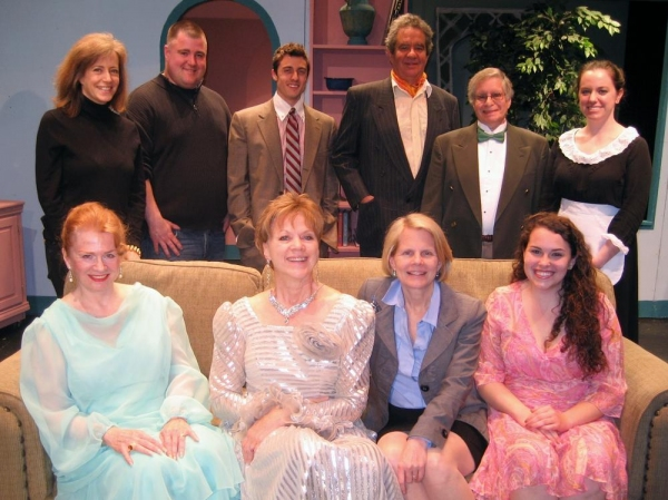Photo Flash: Meet the Cast of Armonk Players' PLAY ON!, Beg. Tonight