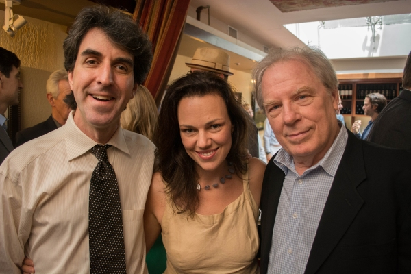Jason Robert Brown, Georgia Stitt, Michael McKean