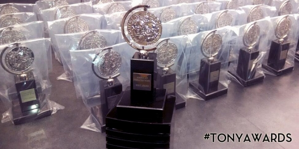 Photo Flash: The Tony Awards Have Arrived in New York!