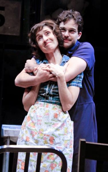 Tracy Michailidis and Ari Butler