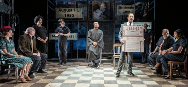 Photo Flash: First Look at Tracy Michailidis and More in ETHEL SINGS at Theatre Row