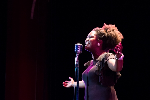 Photo Flash: Amber Iman and More at Queens Theatre's 25th Anniversary Gala