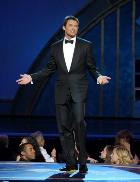 FLASH FRIDAY: 2004 & 2014 Tony Awards Parallels Aplenty! With Hugh, Idina, Audra, NPH & More