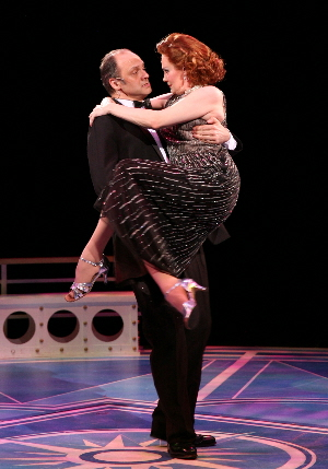 BWW REVIEW: DANCING BUOYS 'ANYTHING GOES' AT NSMT