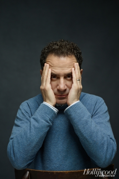 Photo Flash: NPH, Tony Shalhoub, Chris O'Dowd & More in THR Photo Shoot