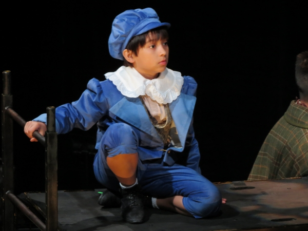 Special: Baayork Lee's National Asian Artists Project Puts on an OLIVER! To Remember