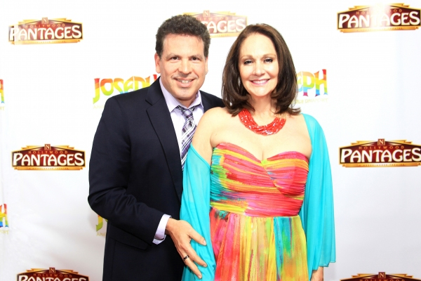 Photo Flash: JOSEPH AND THE AMAZING TECHNICOLOR DREAMCOAT Tour Opens at Hollywood Pantages