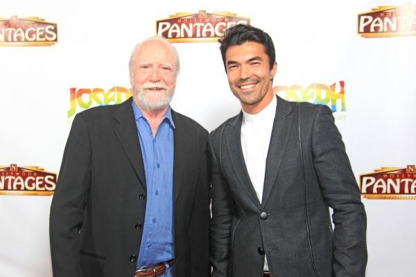 Scott Wilson, Ian Anthony Dale