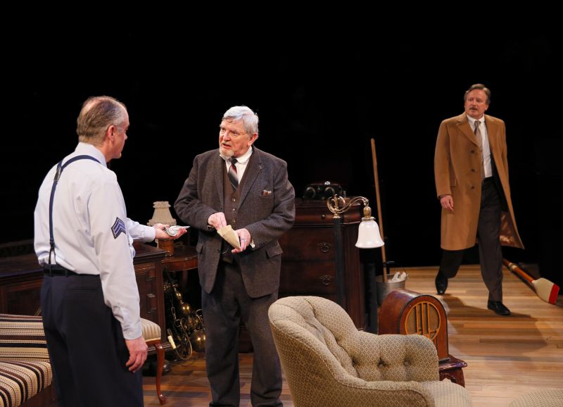 BWW Reviews: THE PRICE at ACT is Worth Paying
