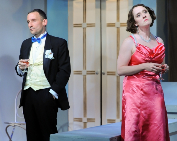 Photo Flash: First Look at Cincinnati Shakespeare Company's PRIVATE LIVES, Opening Tonight