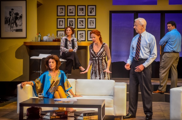 Photo Flash: International City Theatre's OTHER DESERT CITIES, Opening Tonight