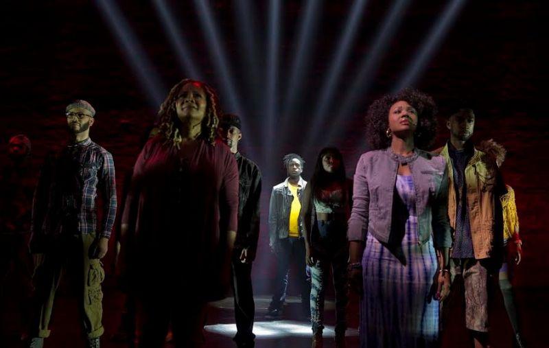 BWW Flashback: HOLLER IF YA HEAR ME Closes on Broadway Today