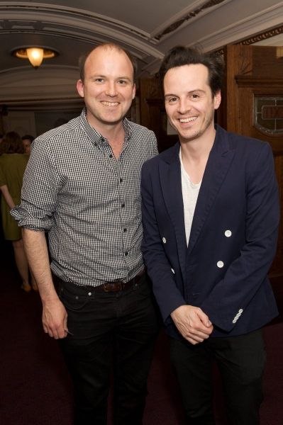Rory Kinnear and Andrew Scott