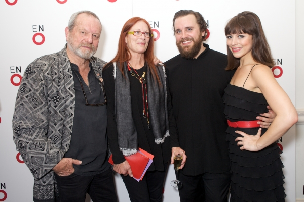 Terry Gilliam, Maggie Gilliam, Michael Spyres, Corinna Winters