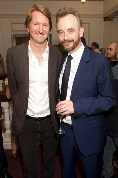 Tom Hooper and John Berry Photo