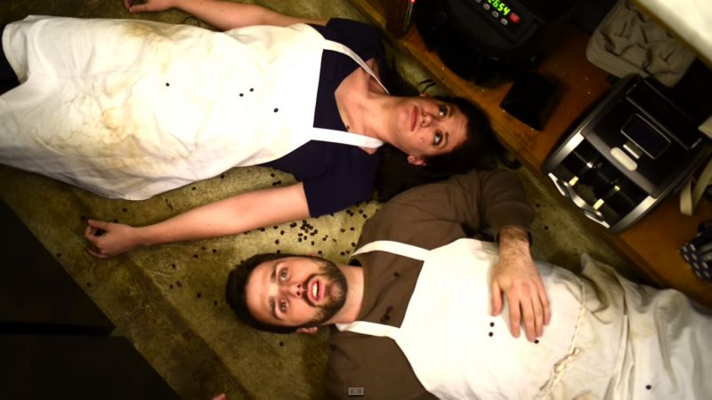 BWW Interviews: Nick Costa Talks about THE RESIDUALS, GROCERY GHOST, & Sticking it to the Man