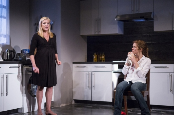 Photo Flash: First Look at Mary McCann, CJ Wilson & More in Atlantic Theater Company's OUR NEW GIRL