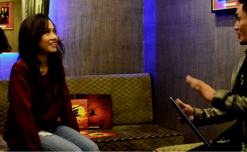 EXCLUSIVE: Part One - In Conversation with MISS SAIGON'S Rachelle Ann Go