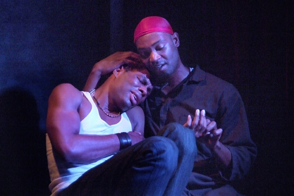 Photo Flash: First Look - Fountain Theatre's THE BROTHERS SIZE, Now Playing