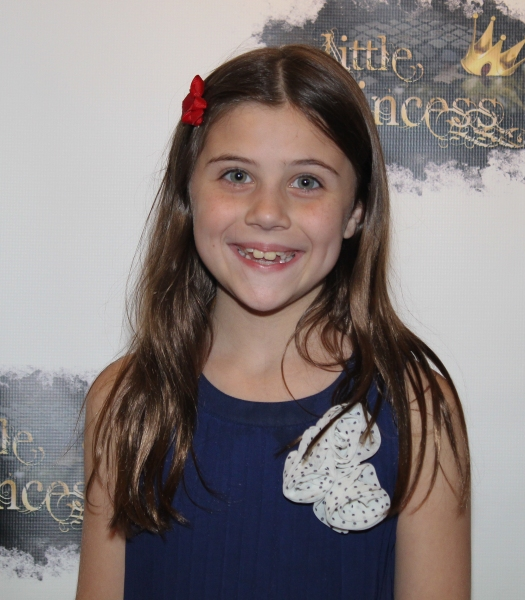 Photo Coverage: A LITTLE PRINCESS Opens at Jewel Box Theatre!