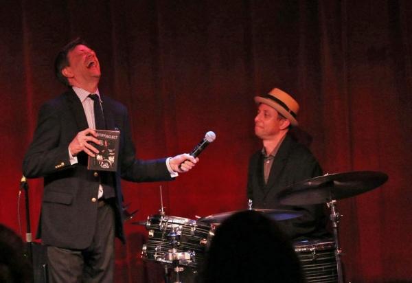 Jim Caruso and Daniel Glass