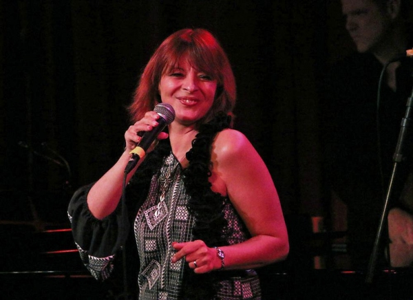 Photo Flash: Laura Osnes, Jane Monheit, Joanne Tatham and More Join Jim Caruso's Cast Party