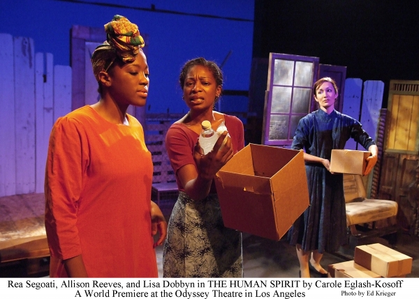 BWW Reviews: THE HUMAN SPIRIT Will Open Your Eyes to Apartheid in South Africa