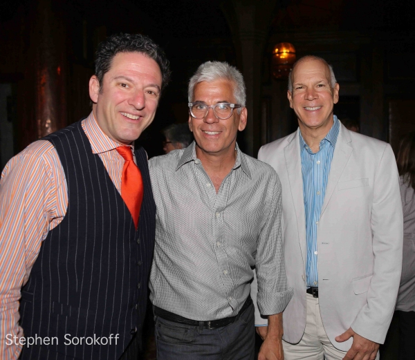 John Pizzarelli, Steve Bakunas, David Zippel