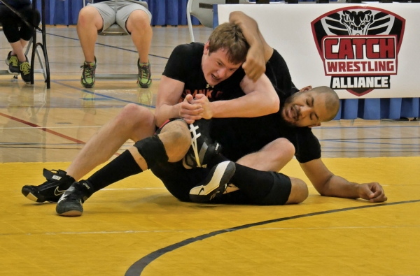 Photo Flash: Catch Wrestling Alliance's Inaugural Invitational – U.S.A. Versus The World