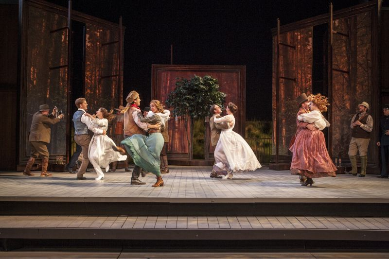 BWW Reviews: AS YOU LIKE IT - You Will Love It