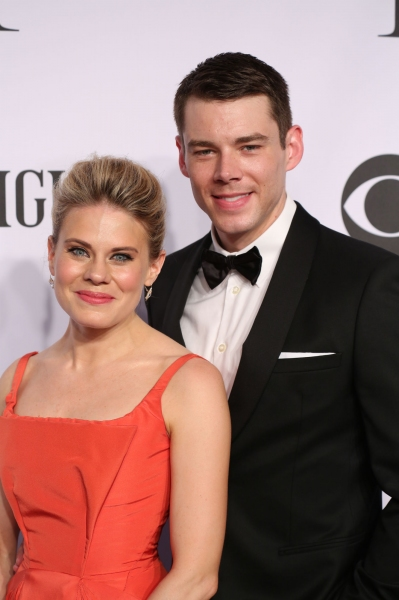 Celia Keenan-Bolger and Brian J. Smith Photo