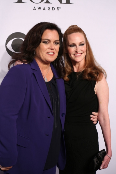 Rosie O''Donnell and Michelle Rounds