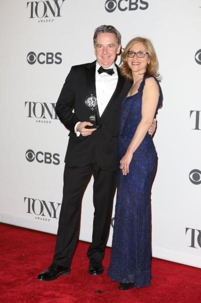 James Houghton and Erika Mallin Photo