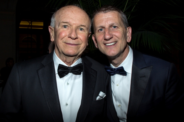Photo Coverage: Party with the Stars Inside the 2014 Tony Awards Gala!