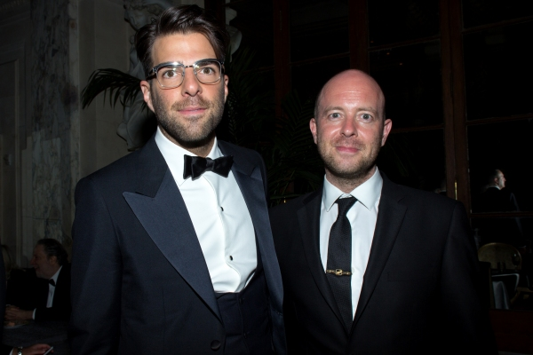 Zachary Quinto, John Tiffany