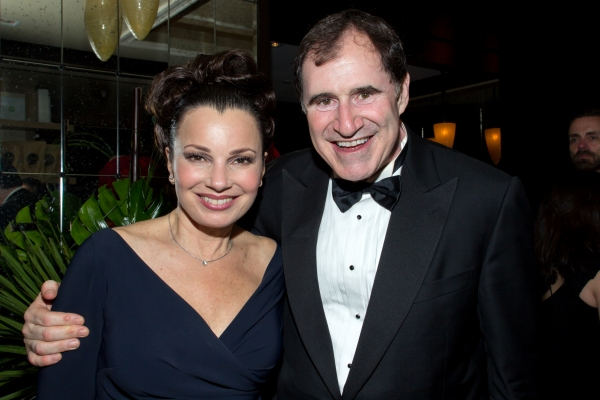 Fran Drescher, Richard Kind